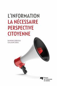 Livre numérique L'information: la nécessaire perspective citoyenne