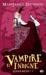 Livre numérique Vampire et Indigne