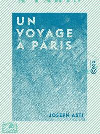 Un voyage ? Paris