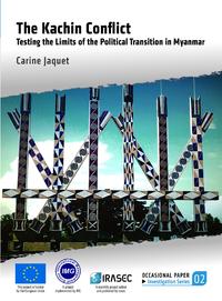 Livre numérique The Kachin Conflict