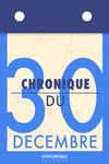 Livre numérique Chronique du 30 décembre