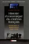 Livre numérique Histoire économique du cinéma français