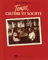 Livre numérique Temps culture et société