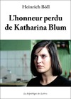 Livre numérique L'Honneur perdu de Katharina Blum