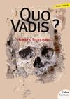 Livre numérique Quo Vadis ?