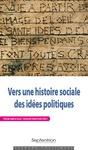 Livre numérique Vers une histoire sociale des idées politiques