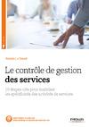 Livre numérique Le contrôle de gestion des services