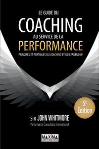 Livre numérique Le guide du coaching au service de la performance