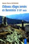 Livre numérique Châteaux, villages, terroirs en Baronnies Xe-XVe siècle