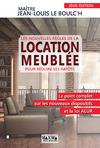 Livre numérique Les nouvelles règles de la location meublée