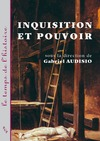 Livre numérique Inquisition et pouvoir