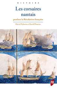 Livre numérique Les corsaires nantais pendant la Révolution française