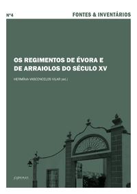 Livre numérique Os Regimentos de Évora e de Arraiolos do Século XV