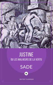 Livre numérique Justine ou les malheurs de la vertu
