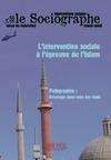 Livre numérique Le sociographe 58. L'intervention sociale à l'épreuve de l'Islam