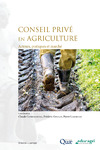 Livre numérique Conseil privé en agriculture
