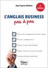 Livre numérique L'anglais business pas à pas