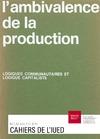 Livre numérique L'ambivalence de la production