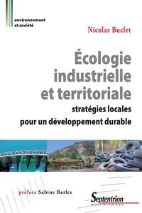 Livre numérique Écologie industrielle et territoriale