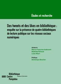 Livre numérique Des tweets et des likes en bibliothèque