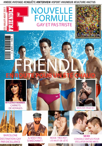 Friendly | numéro 23 | Magazine gay