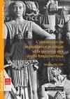 Livre numérique L'abstention de la puissance publique et la garantie des droits fondamentaux
