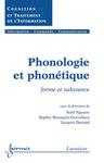 Livre numérique Phonologie et phonétique : forme et substance
