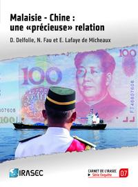 Livre numérique Malaisie - Chine : une «précieuse» relation