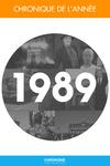 Livre numérique Chronique de l'année 1989