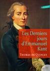 Livre numérique Les derniers jours d'Emmanuel Kant