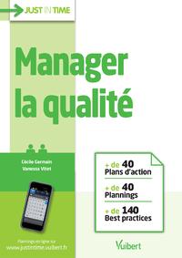 Livre numérique Manager la qualité