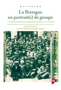 Livre numérique La Bretagne en portrait(s) de groupe