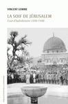 Livre numérique La soif de Jérusalem
