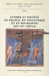Livre numérique Guerre et société en France, en Angleterre et en Bourgogne xive-xve siècle