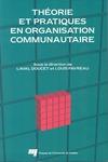 Livre numérique Théorie et pratiques en organisation communautaire