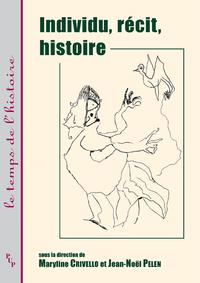 Livre numérique Individu, récit, histoire