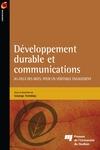 Livre numérique Développement durable et communications
