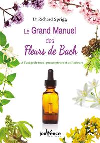 Image de couverture (Le grand manuel des fleurs de Bach)