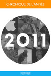 Livre numérique Chronique de l'année 2011
