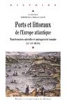 Livre numérique Ports et littoraux de l'Europe atlantique