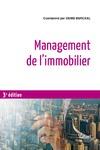 Livre numérique Management de l'immobilier