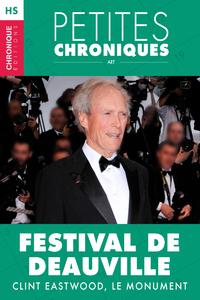Livre numérique Hors-série #4 : Festival de Deauville — Clint Eastwood, le monument