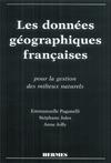 Livre numérique Les données géographiques françaises pour la gestion des milieux naturels