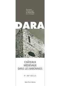 Livre numérique Châteaux médiévaux dans les Baronnies