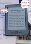 Livre numérique Le livre numérique, fils de l'auto-édition