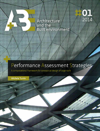 Performance Assessment Strategies, A computational framework for conceptual design of large roofs