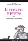 Livre numérique Le journalisme en invention