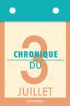 Livre numérique Chronique du 3 juillet