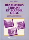 Livre numérique Réanimation urbaine et pouvoir local