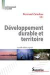 Livre numérique Développement durable et territoire